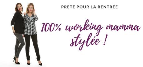 Working mamma stylée