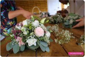 De l'atelier déco et floral à la dégustation dans des jardins suspendus #GeorgetteTrip