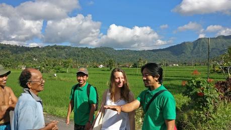 Est de Bali : à la découverte du village de Sibetan