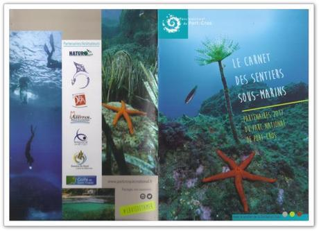 guide sentiers sous-marins