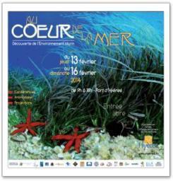 Guide des sentiers sous-marin sur l'aire du coeur de Parc : Parc National de Port-Cros