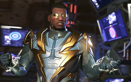 GAMING | Injustice 2 : Un trailer gameplay pour Raiden et Black Lightning !
