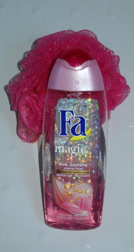 Fa Magic Oil Jasmin Rose