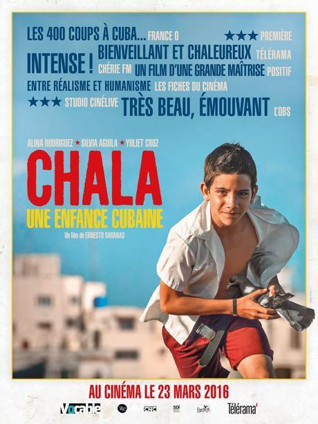 Chala, une enfance cubaine (Conducta)
