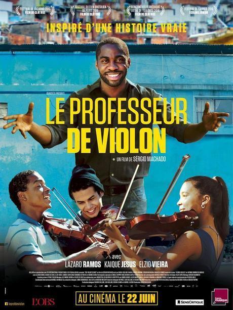 Le Professeur de Violon (Tudo que Aprendemos Juntos)