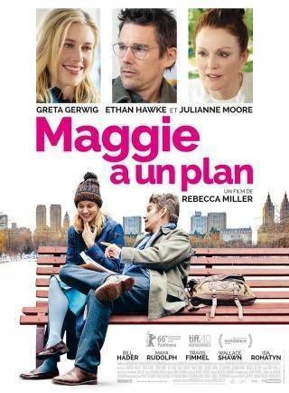 Maggie a un plan (Maggie's Plan)