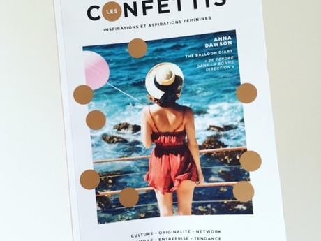 Ma revue de l'été : LES CONFETTIS  (c) D'une île à Paris
