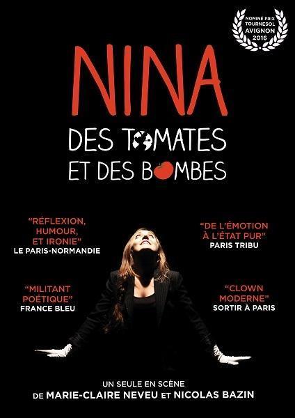 Nina des tomates et des bombes à l'Essaïon