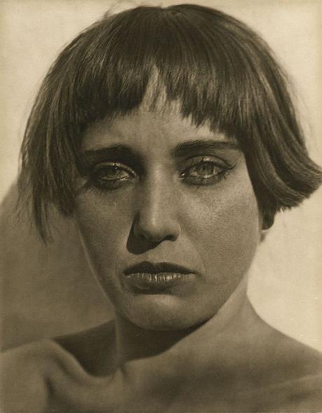 Edward Weston - Nahui Olin, 1923