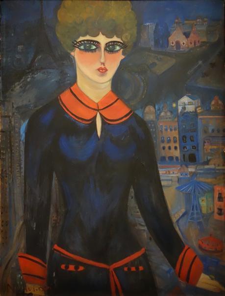 Nahui Olin - Autoportrait, 1914
