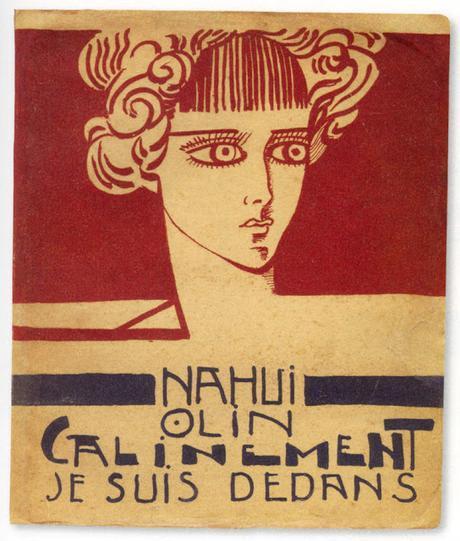 Nahui Olin - Illustration pour