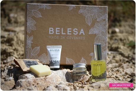 Belesa : la cosmétique made in Cevennes + Concours