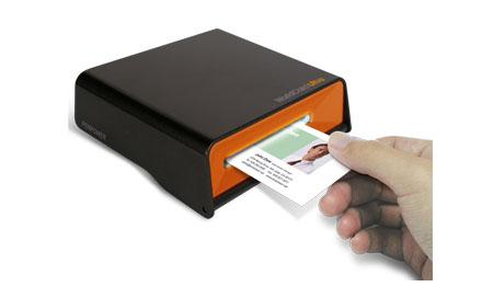 WorldCard Ultra Scanner Cartes Visites