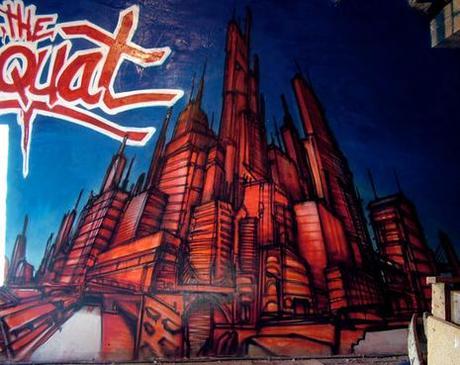 squat city