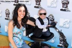 Verne Troyer et Ranae