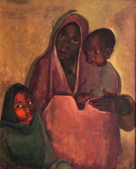 Mère Indienne, 1935