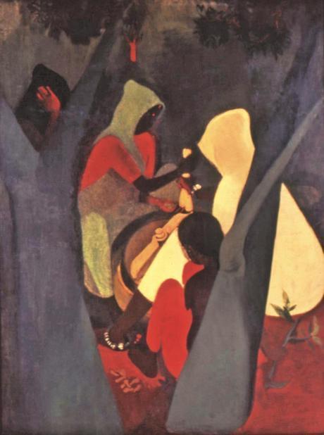 Peinture - Amrita Sher-Gil ou l'art de la rupture, 1913-1941