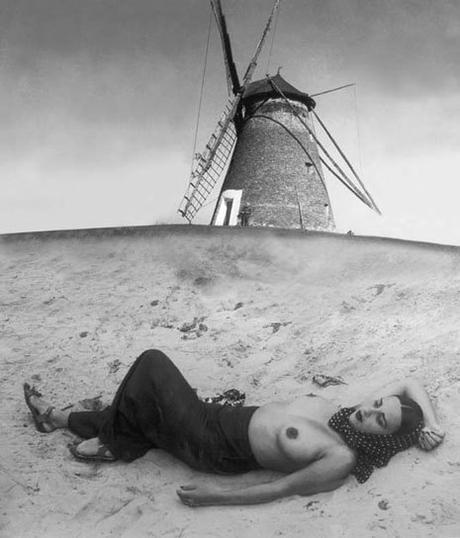 Amrita et le moulin, 2002