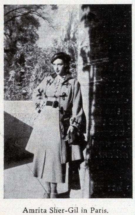 Amirata Sher-Gil à Paris