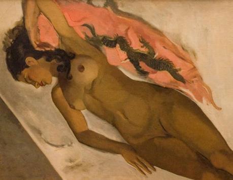 Nu couché, 1933