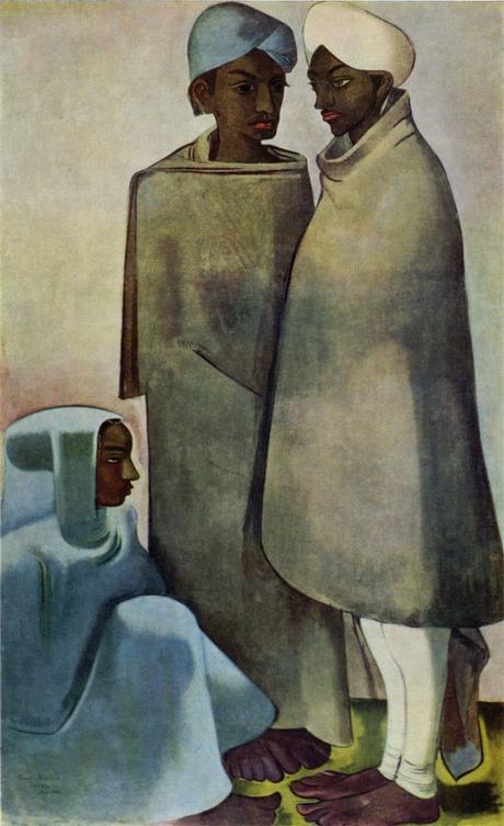 Hommes de la campagne, 1935