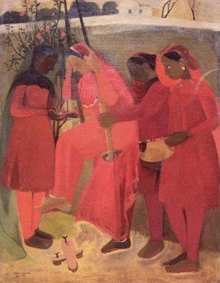 La balançoire, 1939