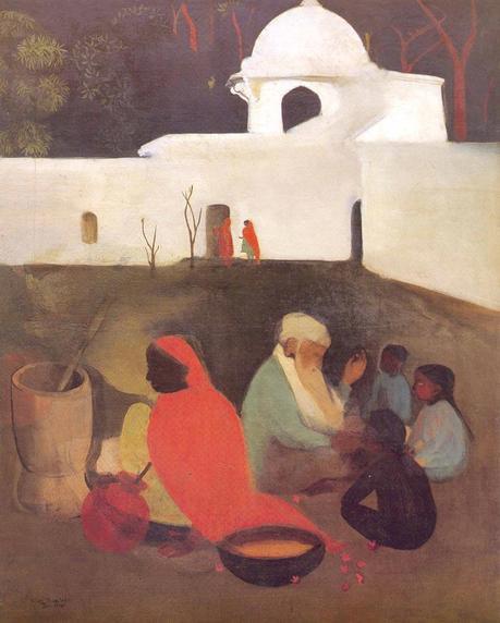 Le conteur, 1940