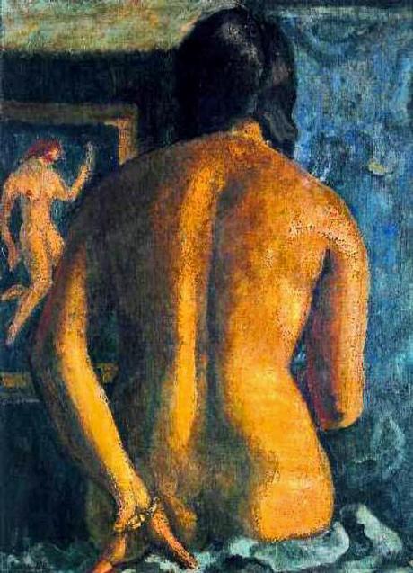 Torse de femme vu de dos, 1931
