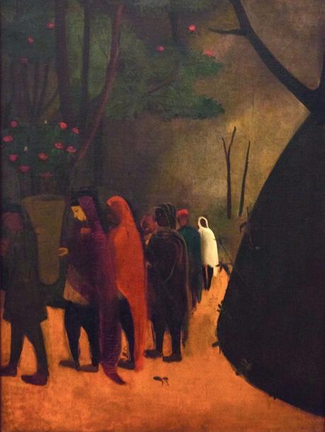 Femmes de la colline, 1938