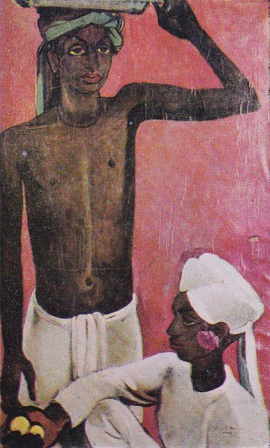 Le garçon aux citrons, 1936