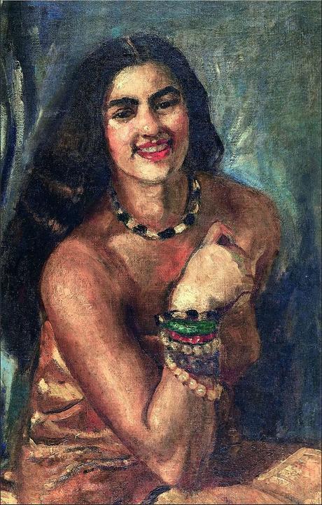 Autoportrait, 1930