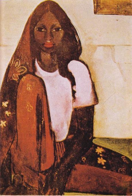 La fille mariée, 1936