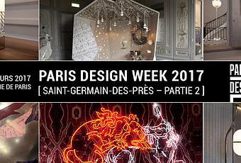 paris design week 2017 quartier saint germain des pr s partie 2 paperblog. Black Bedroom Furniture Sets. Home Design Ideas