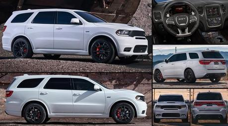 Dodge Durango SRT-8 2018