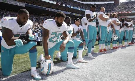 Les gestes de protestation restés mémorables dans le monde du sport