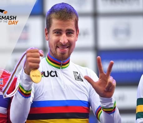 Peter Sagan aka le « Rainbow Warrior »