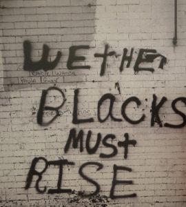 « Nous avons besoin d'une révolution qui secoue l'ordre du monde, pas juste de changer de gouvernants »