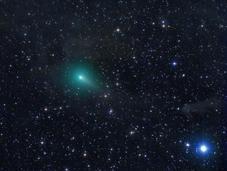 comète observer jumelles