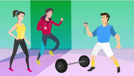 Présentation de l'application «Wineven» pour faire du sport où l'on veut quand on veut !