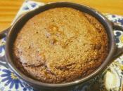 Mi-cuit chocolat compote léger cocotte (sans beurre)