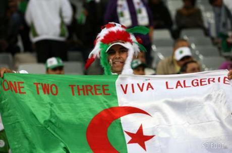 10 raisons qui prouvent que les algériens sont les meilleurs supporters au monde