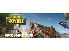 mode Battle Royale Fortnite disponible gratuitement