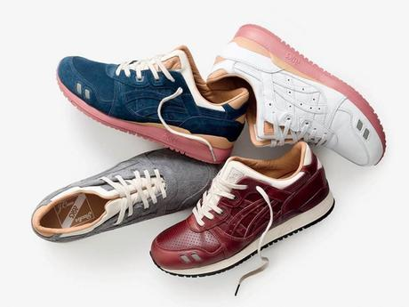 Packer Shoes x J Crew x Asics 1907 Collection