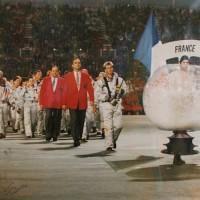 Retour sur les 10 derniers porte-drapeaux français lors des JO d'hiver