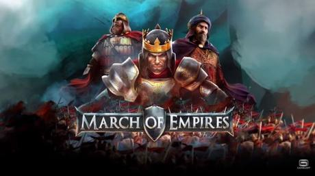 Grosse MAJ pour March of Empires sur iPhone