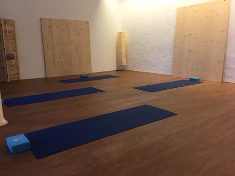 Faire du yoga au Studyo