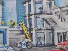 Test commissariat police 60141 LEGO CITY +cadeaux