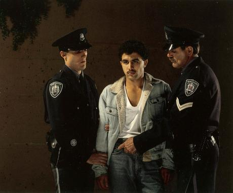 Jeff wall, the arrest