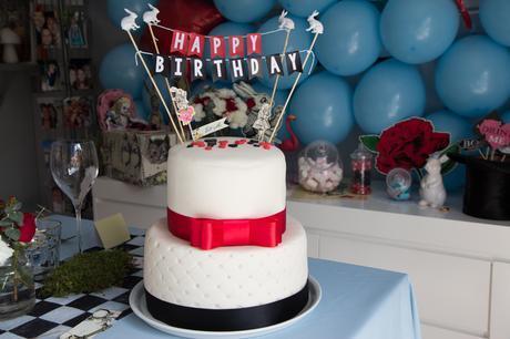 L'anniversaire Alice au Pays des Merveilles