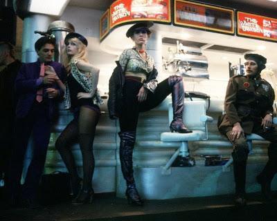 Cinema Paradiso*****************************************Blade Runner de Ridley Scott